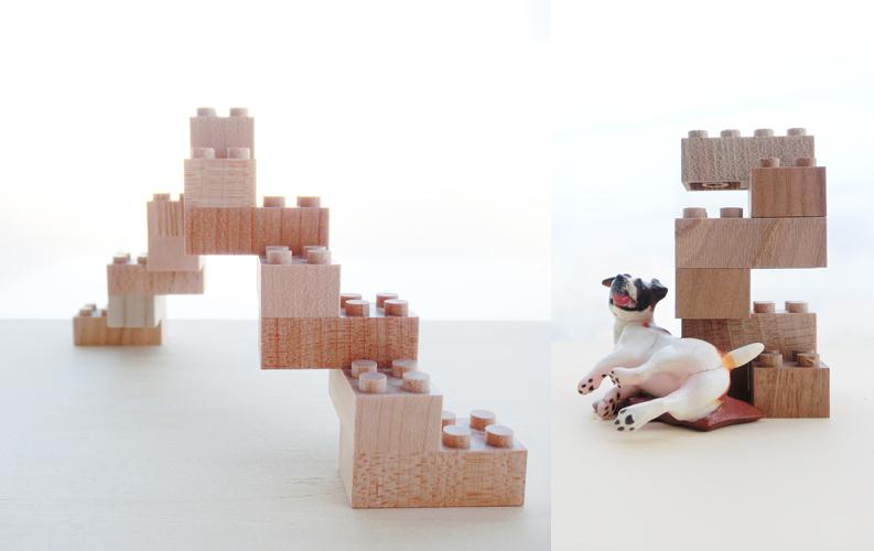 モクロックと犬。